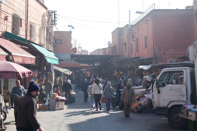 Image for Morocco,  Marrakech