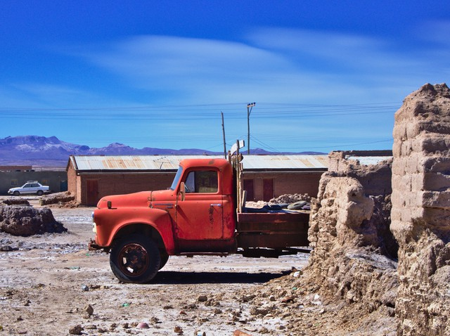 Image for Truck in Uyuni
