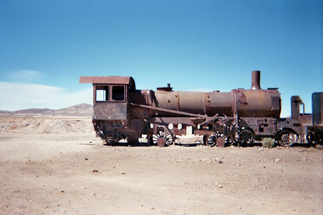 Image for Train Graveyard