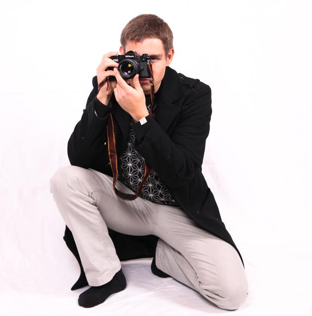 Image for Photo of a photographer