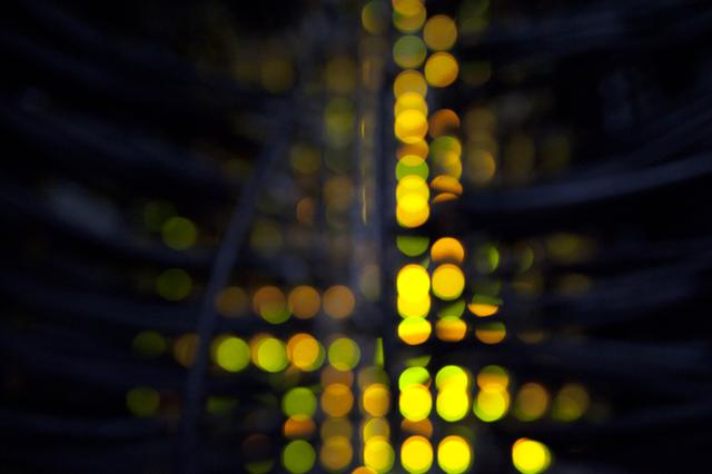 Image for Network LEDs Bokeh