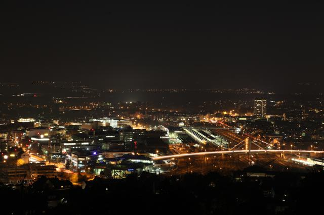 Image for Ulm Nighttime City