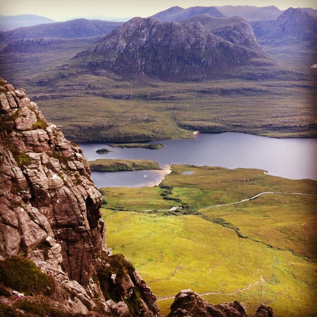 Image for  Stac Pollaidh, Highlands. Scotland.