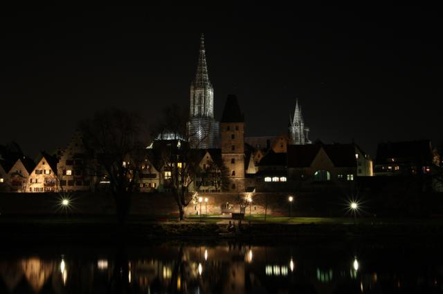 Image for Ulm Nighttime: Münster